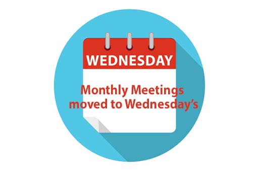 Monthly Meeting Date Announcement – ESD11